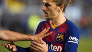 Barcelona entgeht nur ganz knapp einer Blamage