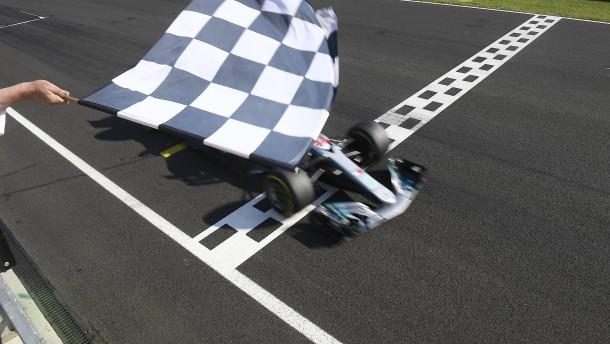 200 Millionen Dollar Schaden für Formel 1