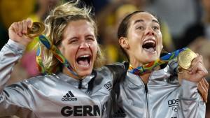 Olympiasiegerin Walkenhorst beendet überraschend Karriere