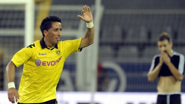 Dortmund gehört wieder zu Europa