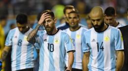 Der bittere Abend des Lionel Messi
