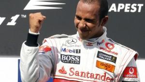 Hamilton gewinnt - Vettel scheidet mit Defekt aus