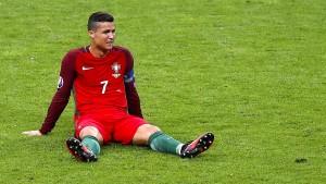 Warum Ronaldos Aus Portugal nicht schadete