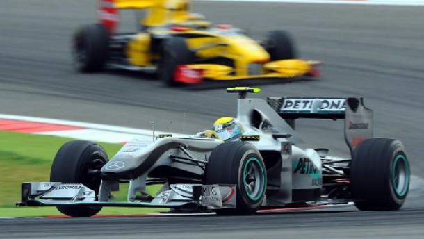 Renault so schnell wie Mercedes?
