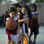 """""""Diskriminierung ist nicht hinzunehmen"""": Mädchen und Frauen dürfen in Saudi-Arabien nur in Privatklubs Sport treiben – wie hier in Dschiddah"""