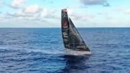 Allein auf dem Meer: Boris Herrmann bei der Vendée Globe