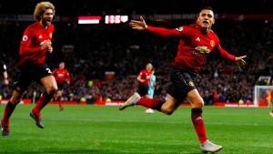 Mourinho wendet nächste Pleite mit Manchester ab