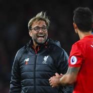 Klopp springt mit Liverpool auf Platz zwei der Premier League.