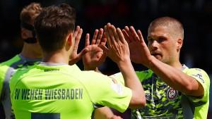 SV Wehen Wiesbaden ist Hessens Pokalsieger