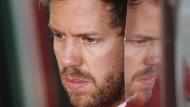 Im Spiegel seiner Möglichkeiten: Sebastian Vettel