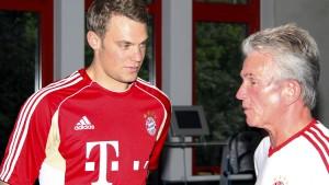 Heynckes: Neuer spielt nicht mehr für Bayern