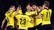 Dortmund fährt noch einmal nach Berlin