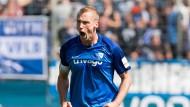 """Felix Bastians: """"Ich möchte der Mannschaft helfen und bin über die Suspendierung maßlos enttäuscht"""""""