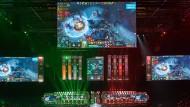 """Das """"ESL One"""" in Hamburg ist eines der größten E-Sport-Turniere Europas."""