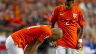 Holland bringt sich selbst in große Not