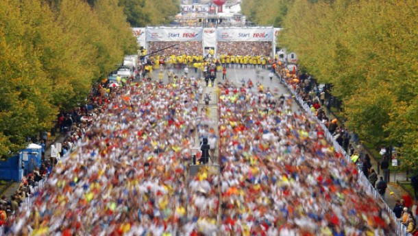 Tigerentenclub statt Berlin-Marathon