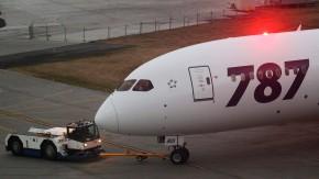 """Wieder gab es einen Zwischenfall mit einem """"Dreamliner"""" (Foto von 2011)"""