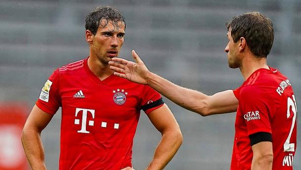 Der andere Goretzka begeistert den FC Bayern