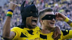 Keine Gnade für Maskenjubel in Bundesliga