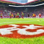 Nach dem DFB-Beschluss soll es in der dritten Liga und damit auch beim 1. FC Kaiserslautern weitergehen. Aber nicht vor Zuschauern wie hier 2018.