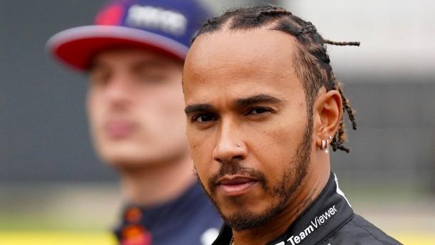 Strafe für Lewis Hamilton
