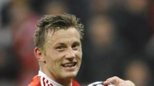 Der nimmermüde Olic küsst die Bayern wach