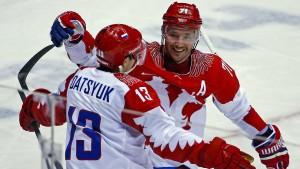 169 russische Athleten bei Olympia