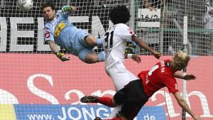 Leverkusens Saison endet unentschieden