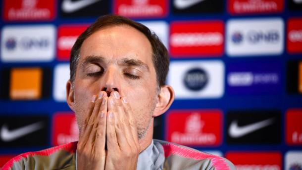 PSG bestätigt Trennung von Trainer Tuchel