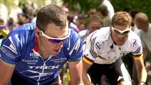 Armstrong gewann die Tour, aber Zabel ist die Nummer eins