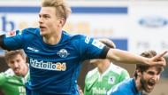 Fußball verrückt in Paderborn