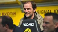 In Dortmund war Thomas Tuchel schon öfters – allerdings als Trainer von Mainz 05