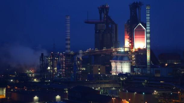 Thyssen-Krupp baut mindestens 2000 Stellen ab