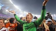 Neuer kann nicht nur mit dem WM-Titel wuchern