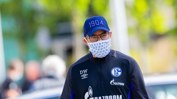 Maskenpflicht für Trainer aufgehoben