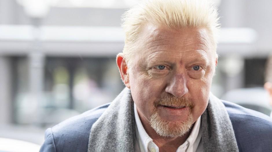 """Boris Becker: """"Ich bin überzeugt, dass unser Land genau solche Projekte braucht, um das deutsche Tennis wieder an die Weltspitze zu bringen."""""""