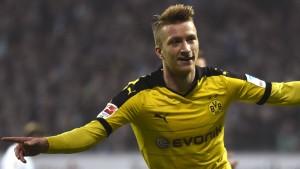 Bloß nicht an Schalke denken