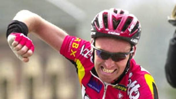 Mario Aerts gewinnt Flèche Wallonne