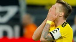BVB ohne Kapitän Reus nach Mailand