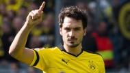 Keine Verabschiedung von Hummels in Dortmund