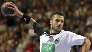 Böse Überraschung für deutsche Handballer
