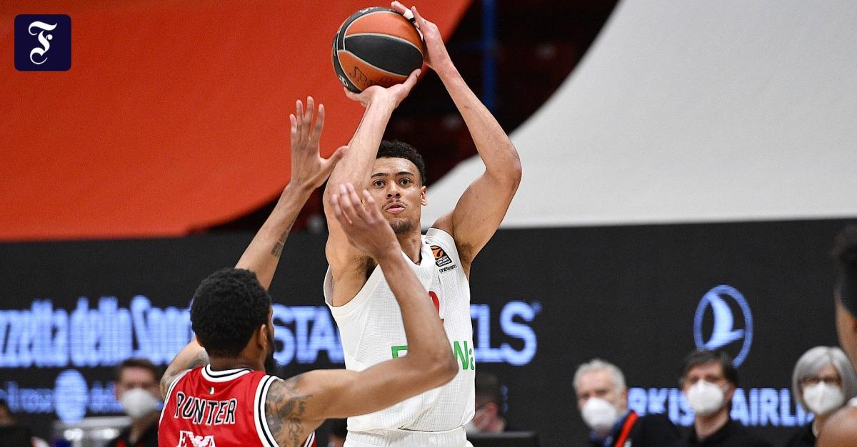 Final-Four-Traum platzt: Bayern-Basketballer verlieren Showdown in Mailand