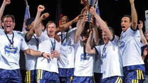 Berlin gewinnt das Pokal-Finale