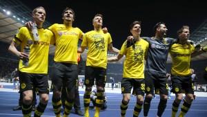 Das Dortmunder Lachen ist zurück