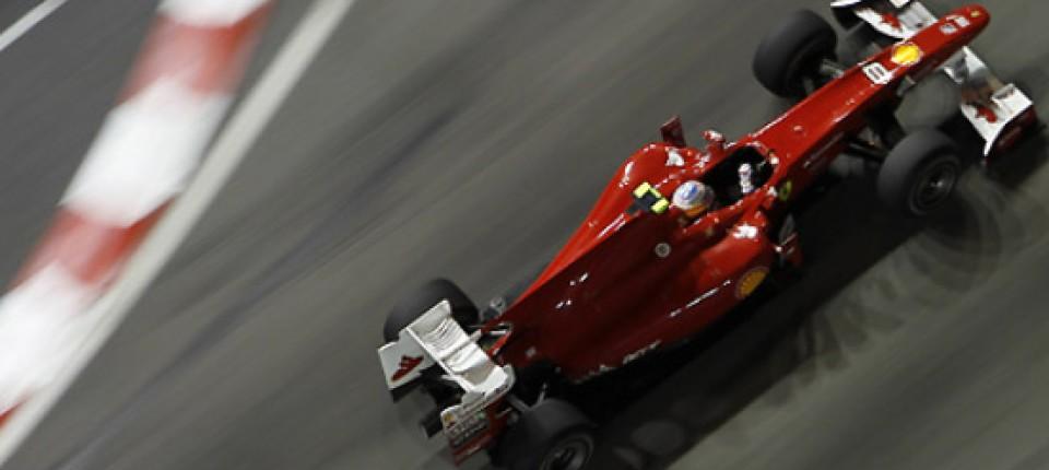 Formel 1 Ferraris Rechnung Geht Auf Formel 1 Faz
