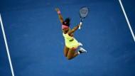 Serena Williams fühlt sich geehrt