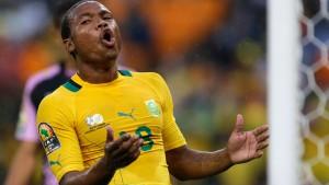 Gastgeber Südafrika enttäuscht zum Start