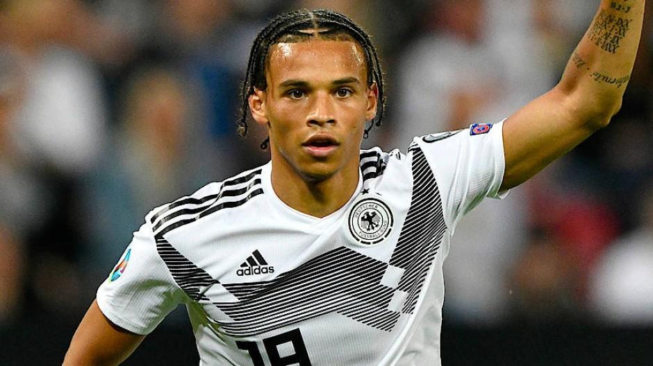 Der nächste Nationalspieler für den FC Bayern: Leroy Sané, 24 Jahre alt