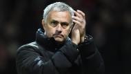 Die brisante Rückkehr des José Mourinho