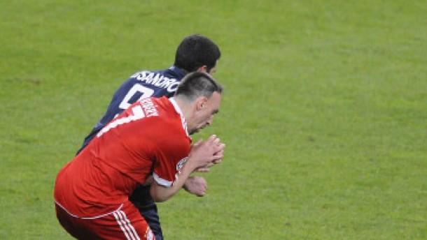 Die Bayern emanzipieren sich von Ribéry